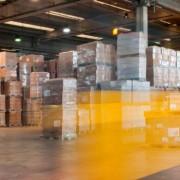 attività di logistica in magazzino Cepim