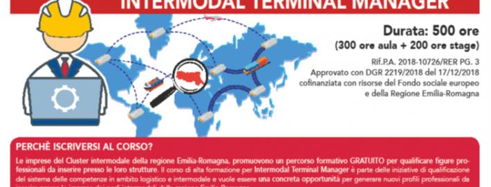 Intermodal terminal manager